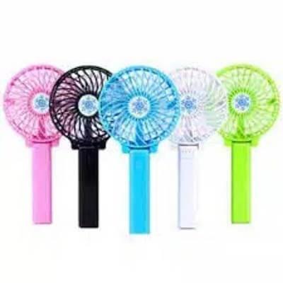 Kipas Angin Genggam Portable Mini Hand Fan