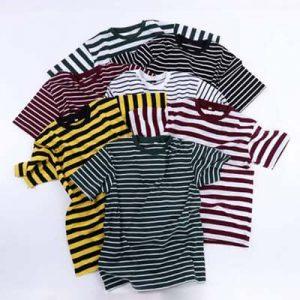 Kaos Anak Salur XS Size Setara 1 - 2 Tahun Harga Grosir