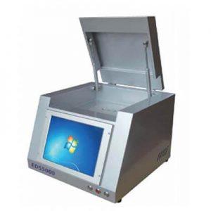 Penguji Perhiasan Xray EDS5000 XRF jewelry quality tester